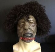 Army Of The Dead Background Zombie Mask Tv ,production Used ,original ,coa