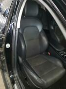 18 19 20 Stinger Right Front Seat Leather, 12 Way Power, W/o Memory Black Wk