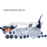 All In One Diy Valve Grinding Tool Set Kit For Small Engine Motor Black And Decker
