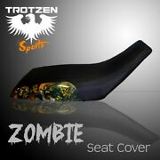 Yamaha Grizzly 660 2002-2003 Zombie Atv Seat Cover Pht17066 Eby9076