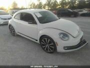 Driver Front Door Manual Folding Mirrors Hatchback Fits 12-19 Beetle 604967