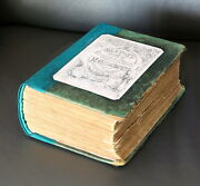 Mrs Beeton's Book Of Household Management, New Ed 1869, Low No.- 20th Thousand