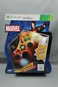 Marvel Iron Man Wired Controller Designed For Xbox 360 Brand New Sealed