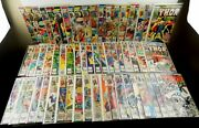 Mighty Thor Comic Book Lot 58 Bronze Age Marvel Comics 1973-83 Mixed 217-334