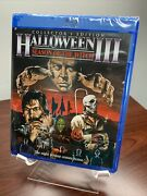 Halloween 3 Season Of The Witch Collectors Edition Blu-ray Disc, 2012 Sealed