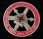 Cia Central Intelligence Agency Rrt Rapid Response Team Challenge Coin