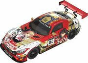Type-moon Racing 2019 Spa24h Test Day Version 143 Scale Miniature Car
