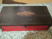 Antique Buddy-l Tool Box Set 1927-1929 With Advertising Poster Board Excellent