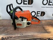 Stihl 025 Wood Boss Chainsaw - Strong Running 45cc Saw Lookandread - Ships Fast