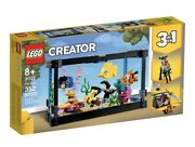 Lego Creator 3 In 1 Fish Tank 31122 In Hand Ready To Ship...fast