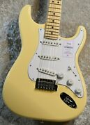Fender 2021 Collection Made In Japan Hybrid Ii Stratocaster Vintage White