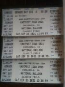 1 Knotfest Iowa Slipknot Ticket Sold Out General Admission