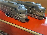Lionel Legacy New York Central E8 Aa Set 6-84088