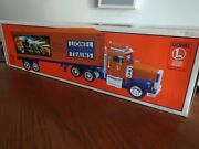 Lionel Legendary Trains Tractor And Trailer Coinbank Tmt-18011 By Taylor Trucks