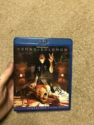 American Guinea Pig The Song Of Solomon Blu Ray Limited 106/300 Autographed Oop