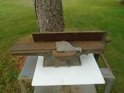 Vintage Delta 4 Inch Jointer Off Unisaw Combo Tool