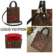 Louis Vuitton Fall In Love Limited Edition - Petit Sac Plat Limited Edition