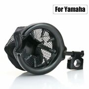For Yamaha Motorcycle Water Glass Bottle Cup Holder Fix Handlebar 7/8 1 Mount