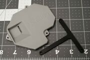 Xstation Ode Printed Tray Cover - No Sd Extender Required - Resin Printed Smooth