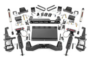 Rough Country 6 Inch Lift Kit Vertex/v2 For Ford F-150 4wd 2021