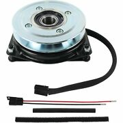 Pto Clutch For Simplicity 5023232 Oem Upgrade W/ Wire Harness Repair Kit