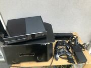 Xbox One Day One Edition 500gb Black Console + Kinect + Covert Storm Controller