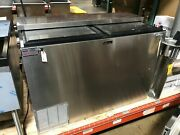 Used Perlick Bc48ss Flat Top Bottle Cooler