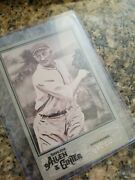 2018 Topps Allen And Ginter Cabinet Box Loader Honus Wagner Pittsburgh Pirates