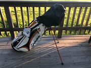 High End Complete Golf Club Set And Bag, Taylormade, Callaway, Mizuno And More