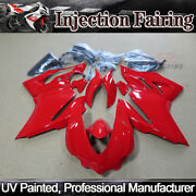 Glossy Red Fairing Kit For Ducati 1299 959 Panigale 2015-2018 Abs Injection Body