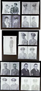 5x7 + 3.5x5 Negatives Large Lot Military Navy, Army Personal Images, Family