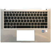Hp Notebook Cover Inkl. Keyboard X360 1030 G4 L70777-051 Fra Privacy