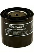 Attwood Boat Marine Fuel / Water Separator Canister 11841-4