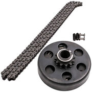 Centrifugal Clutch 3/4 Bore 12 Tooth Link 35 Chain For Honda Gc160 Gc190