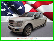 2019 Ford F-150 Lariat 2019 Lariat Used Turbo 2.7l V6 24v Automatic 4wd Pickup Truck Moonroof