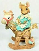 Mouse Tales By Priscilla Hillman - I Had A Little Hobby Horse Enesco