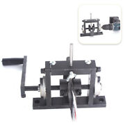 Wire Stripping Machine Copper Hand Crank Metal Tool Scrap Cable Str B9i3