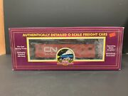 Mth Premier 20-91007 Canadian National Caboose 79575 Extended Vision Nib M.117