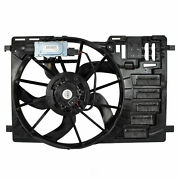Engine Cooling Fan Assembly-motor And Fan Assy Fits 13-17 Ford Escape 2.0l-l4
