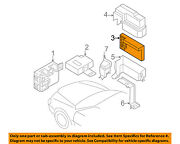 Nissan Oem-electrical Fuse And Relay Box 284b7al51a