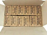 Lot Of 12 Wwii Vietnam Era Army Bandage Dressing First Aid Camo Small 2-017-435