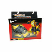 Nike X Transformers Zoom Fp Supreme And039bumblebeeand039 378401-701 Authentic New