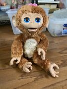 Hasbro Furreal Friends Cuddles My Giggly Monkey Interactive Pet Toy