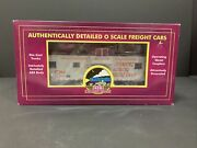 Mth Premier 20-91561 Canadian National 77014 Extended Vision Caboose Nib M.111