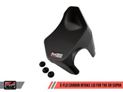 Awe Tuning S-flo Carbon Intake Lid For 2020 Gr Supra 3.0l Turbo