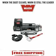Warn 8000 Lbs 12v Vehicle Recovery Winch For Chevy/dodge/ford/gmc/jeep - 87800