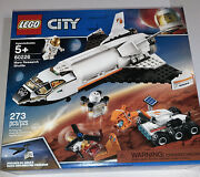 Lego Mars Research Shuttle City Space Port 60226