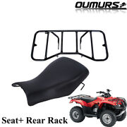 Seat And Rear Rack Rear Carrier For Honda Recon 250 Trx 250 Trx250 2005-2016 2015
