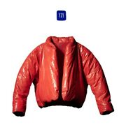 New Yeezy X Gap Round Jacket Red. Size Xl. Kanye West 2022 Collection Sold Out