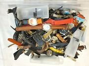 15 + Lbs Character Novelty Advertising Wristwatch Watches Parts Untested As Is